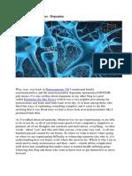 Neurochemical in Focus - Dopamine