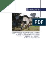 Electrificación Rural y Urbano marginal en el Ecuador