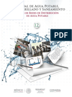 Manual de Distribucion de Agua
