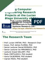 Our Research Presentation com