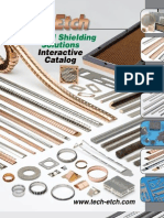 Shielding Catalog Tech-Etch 109