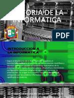 Historia de La Informatica diapositivas