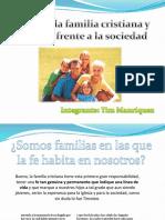 Roles de La Familia Cristiana