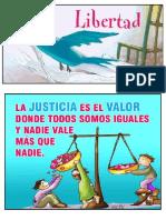 Los Valores......