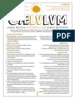 Praeconium Caelulum 2018