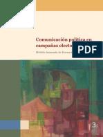 Comunicacion Politica en Campanas Electorales