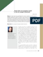 DINIZ, D Avaliação ética.pdf