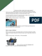 Materiales de Hidroterapia