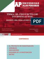 Proyecto de Investigacion cientifica