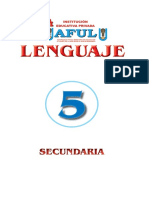 Lenguaje - 1 Bim - Aful
