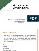 1. Métodos de Investigación-Introduccion