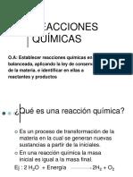 REACCIONES+QUIMICAS+Y+BALANCEO