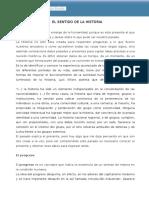 TF13_S01_LE05 Progreso y Alienacion,Sentido de La Historia