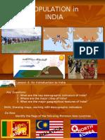 Population in India
