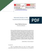 Modern Id Ad y Dictadura en Chile
