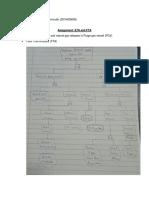 Assignment ETA and FTA