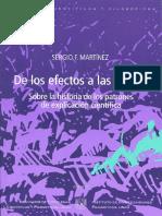 MARTINEZ 1997 De los efectos a las causas.pdf