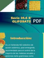 Presentacion Savio 35.6 Sl