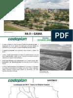 CODEPLAN Estudo Urbano Ambiental 2018