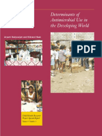 Determinants of Antimicrobial Use in the Developing World