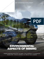 Environmental Aspects of Mining
