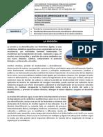 Moduilo # 06 - Erosion, Deforestacion
