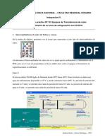 UTN TP_01 Equipos de Transferencia de Calor, Simulacion Con Hysys