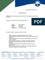 Informe Tecnico Bailac Grua Pk 23500