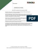 10/01/18 Entrega HIES resultados de las pruebas de ADN –C.011833