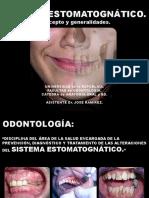 Sistema Estomatognático 2016 a & H en O