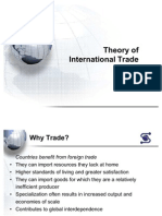 Theory of International Trade Unit 2