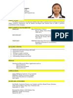 Real Resume
