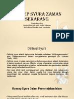 Konsep Syura Zaman Sekarang.pptx