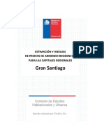 13 Gran Santiago