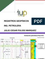 Interpretación de Registros Geofísicos