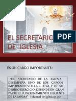 Secretaría ppt