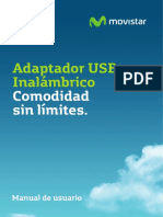 Manual Usuario Adaptador Inalambrico Usb11g Observa Ew7318ug