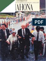 Yo Se Que Vive Mi Señor Arreglo Liahona2000-06