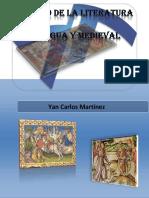 Práctica Final de Estudio de La Literatura Antigua y Medieval.