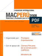 Result a Do Mac Peru 2008