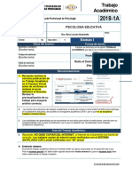 FTA 2018 1A M1 (1) Psicologia Educativa