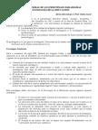Esquema General de Los Principales Paradigmas en Sociología de La Educación