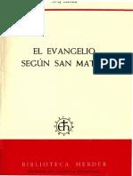 schmid, josef - el evangelio segun san mateo.pdf