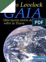 Lovelock, James - Gaia -Una Nueva Visión de La Vida Sobre La Tierra