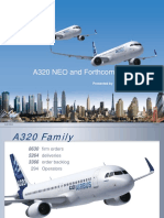A320 NEO and Forthcoming Novelties