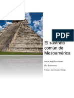 El Sustrato Común de Mesoamérica, puntos importantes