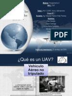 UAV y Lidar