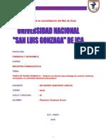 CD- Industria Farmaceutica