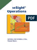 Minesight Operations La Escondida