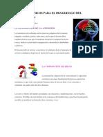 Factores Basicos Para El Desarrollo Del Pensamiento